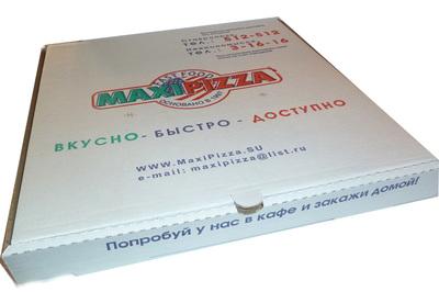 Упаковка для пиццы Макси(добавляются автоматически)